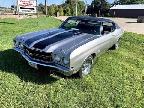 1970 Chevrolet Chevelle for sale in Annandale, MN