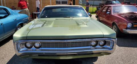 1970 Plymouth FURY CONVERTIBLE for sale in Annandale, MN