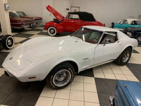 1976 Chevrolet Corvette for sale at Classic Rides & Rods in Annandale MN