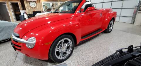 2005 Chevrolet SSR LS for sale at Classic Rides & Rods in Annandale MN