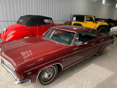 1966 Chevrolet Impala for sale at Classic Rides & Rods in Annandale MN