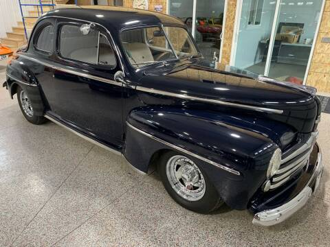 1947 Ford Super Deluxe for sale at Classic Rides & Rods in Annandale MN