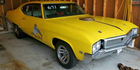 1968 Buick Skylark for sale at Classic Rides & Rods in Annandale MN