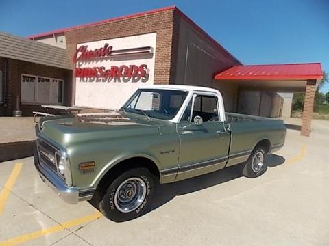 1969 Chevy Truck For Sale >> 1969 Chevrolet C K 10 Series For Sale In Sanger Tx Carsforsale Com