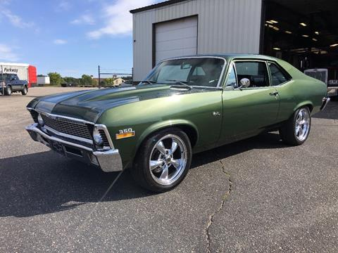 1970 Chevrolet Nova for sale in Annandale, MN
