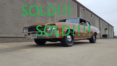 1971 Buick Gran Sport for sale in Annandale, MN