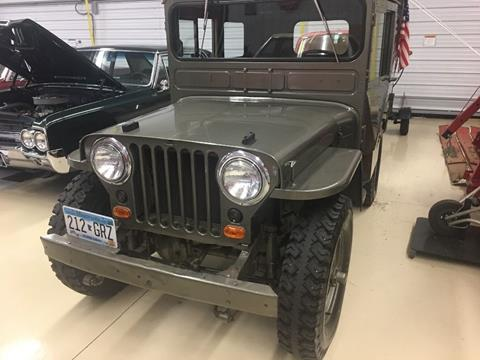 1946 Willys Jeep for sale in Annandale, MN
