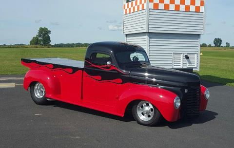 1948 International STREET ROD PICK UP for sale in Annandale, MN