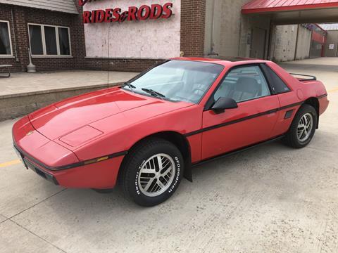 1984 Pontiac Fiero for sale in Annandale, MN