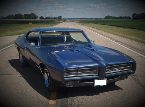 1969 Pontiac GTO | Fast Lane Classic Cars