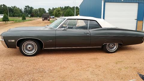 1968 Chevrolet Impala for sale in Annandale, MN
