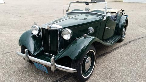 1953 MG TD for sale in Annandale, MN
