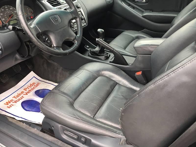 2001 Honda Accord EX 2dr Coupe w/Leather - Denver NC