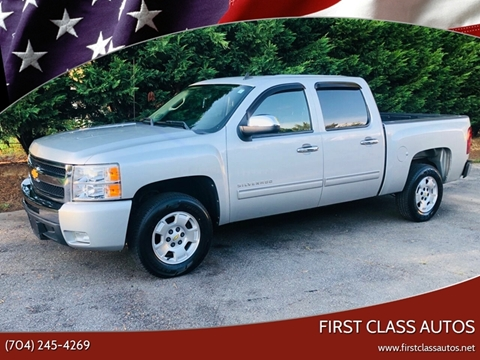 Chevrolet Silverado 1500 For Sale In Maiden Nc First