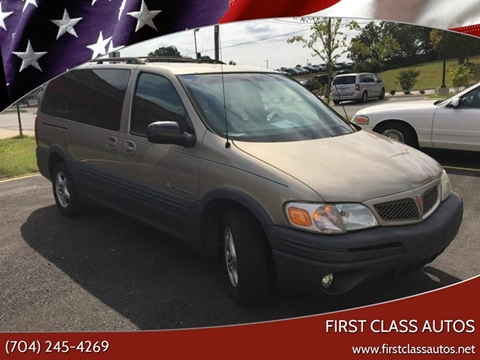 2003 Pontiac Montana for sale in Maiden, NC
