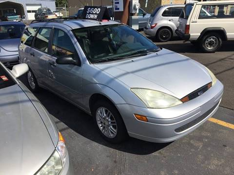 2002 Ford Focus for sale in Denver, NC