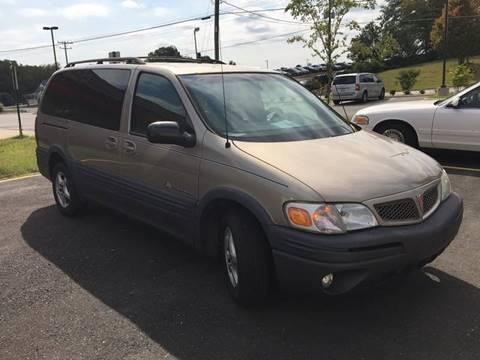 2003 Pontiac Montana for sale in Denver, NC
