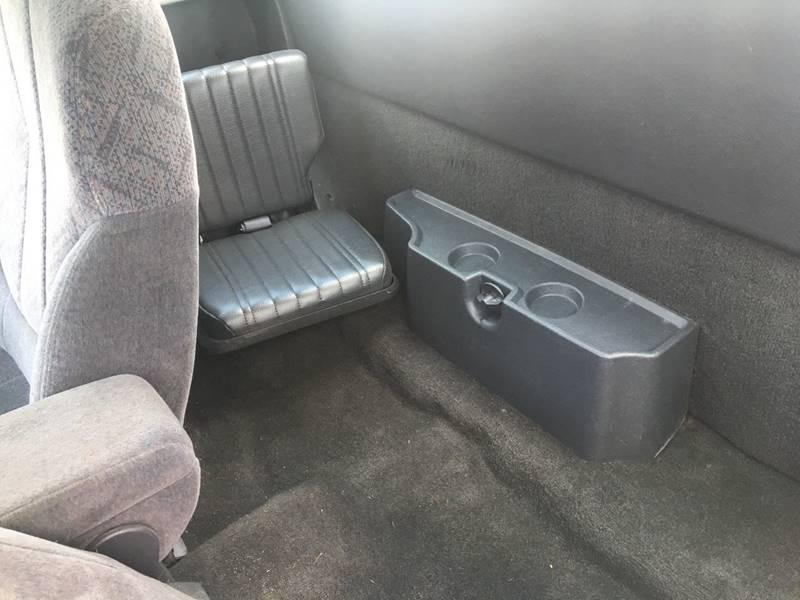 1999 GMC Sonoma 2dr SLS Sport Extended Cab SB - Denver NC