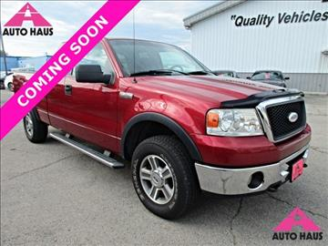 2007 Ford F-150 for sale in Green Bay, WI