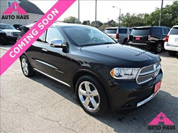 2011 Dodge Durango for sale in Green Bay, WI