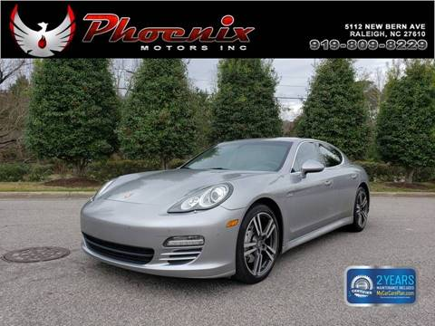 2010 Porsche Panamera for sale in Raleigh, NC