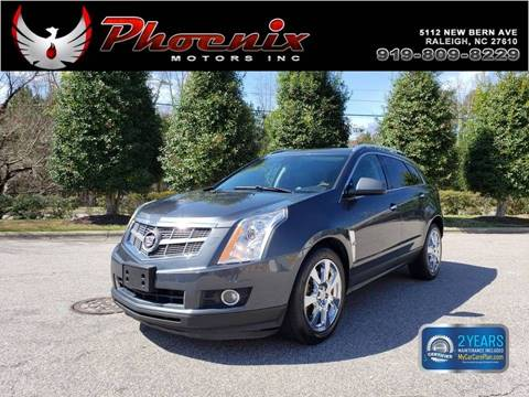 2010 Cadillac SRX for sale in Raleigh, NC