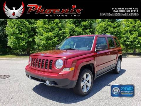 2014 Jeep Patriot for sale in Raleigh, NC