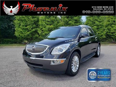 2012 Buick Enclave for sale in Raleigh, NC