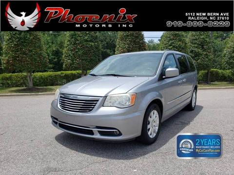 2013 Chrysler Town and Country for sale in Raleigh, NC