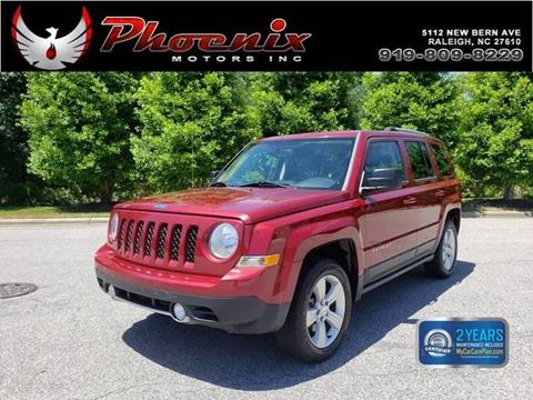 Jeeps For Sale Raleigh Nc >> Jeep For Sale In Raleigh Nc Phoenix Motors Inc