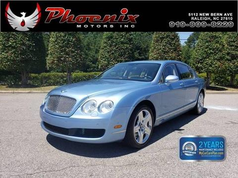 2006 Bentley Continental for sale in Raleigh, NC