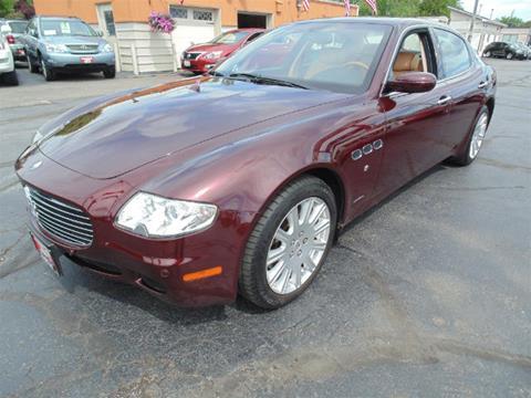 2005 Maserati Quattroporte for sale in Milwaukee, WI