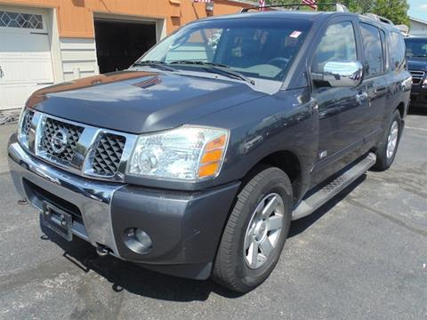 2006 Nissan Armada for sale in Milwaukee, WI