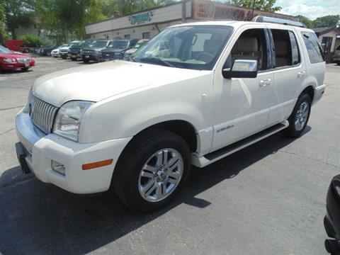 2008 Mercury Mountaineer for sale in Milwaukee, WI
