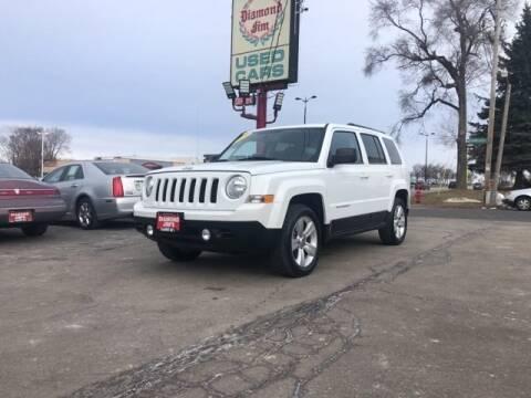 2015 Jeep Patriot Latitude for sale at Diamond Jims Motor Cars in Milwaukee WI