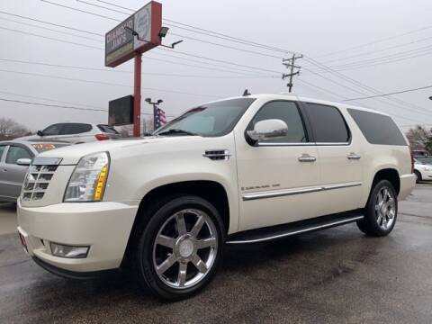 2007 Cadillac Escalade ESV for sale at Diamond Jims Motor Cars in Milwaukee WI