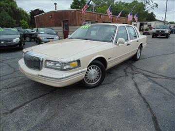 1997 Lincoln Town Car for sale in Milwaukee, WI