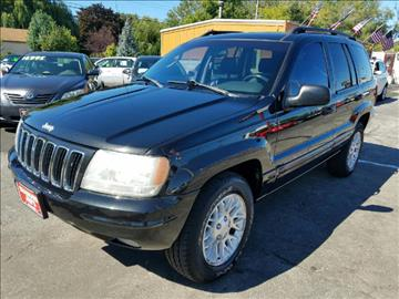 2002 Jeep Grand Cherokee for sale in Milwaukee, WI