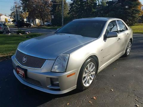 2007 cadillac sts v for sale in milwaukee wi. Cars Review. Best American Auto & Cars Review