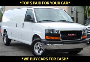 2016 GMC Savana Cargo for sale in Linden, NJ