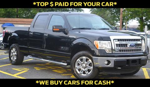 2013 Ford F-150 for sale in Linden, NJ