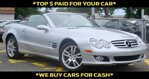 2008 Mercedes-Benz SL-Class for sale in Linden, NJ