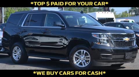 2017 Chevrolet Tahoe for sale in Linden, NJ