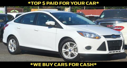 2014 Ford Focus for sale in Linden, NJ