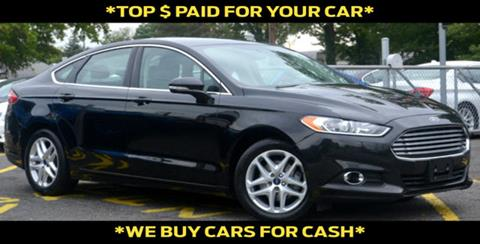 2015 Ford Fusion for sale in Linden, NJ