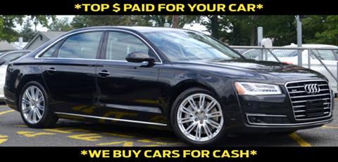 2015 Audi A8 L for sale in Linden, NJ