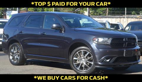 2015 Dodge Durango for sale in Linden, NJ