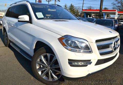 2015 Mercedes-Benz GL-Class for sale in Linden, NJ
