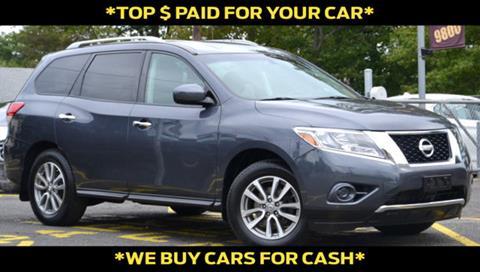 2013 Nissan Pathfinder for sale in Linden, NJ