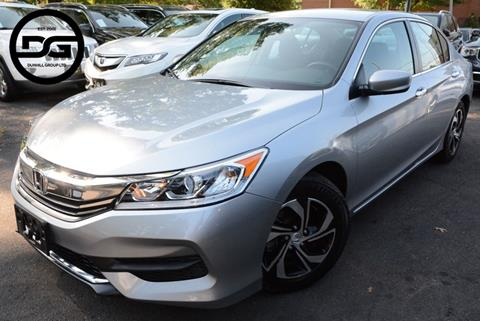 2017 Honda Accord for sale in Linden, NJ